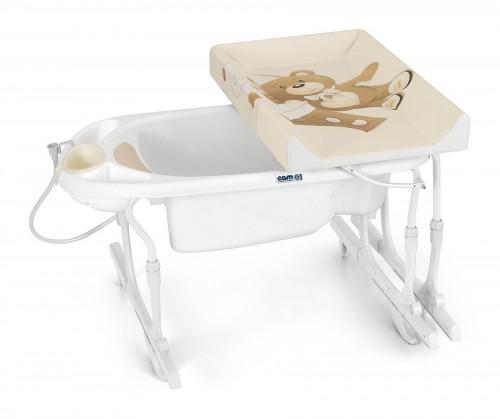 嬰兒洗護尿布台