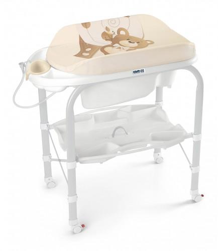 多功能嬰兒洗護尿布台